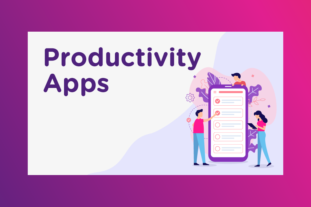 Productivity Apps Graphic