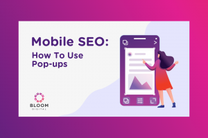 Graphic for Mobile SEO Marketing Tip