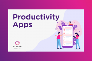 Graphic For Productivity Apps Marketing Tip