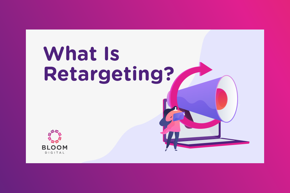 Graphic for What Is Retargeting Marketing Tip